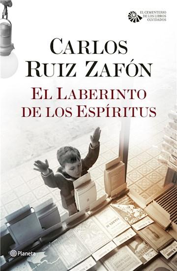 E-book El Laberinto De Los Espíritus