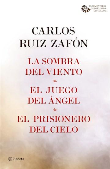 E-book La Sombra Del Viento + El Juego Del Ángel + El Prisionero Del Cielo (Pack)