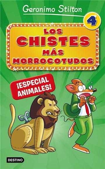 E-book Los Chistes Más Morrocotudos 4. Especial Animales