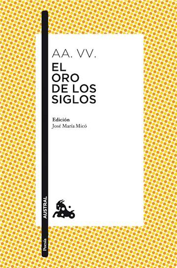 E-book El Oro De Los Siglos. Antología