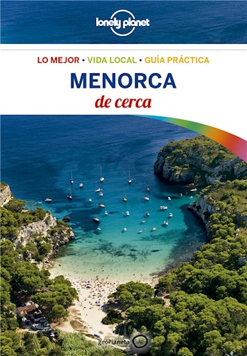 E-book Menorca De Cerca 1 (Lonely Planet)