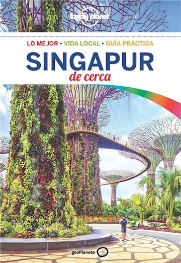 E-book Singapur De Cerca 1 (Lonely Planet)