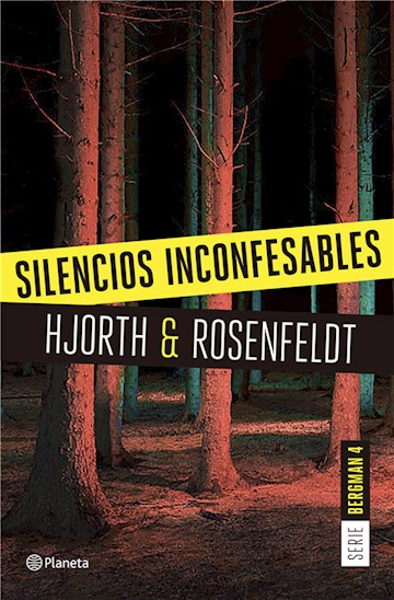 E-book Silencios Inconfesables (Serie Bergman 4)