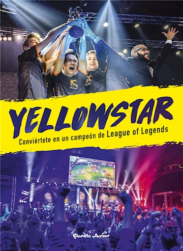 E-book Yellowstar
