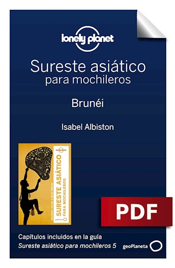 E-book Sureste Asiático Para Mochileros 5. Brunéi