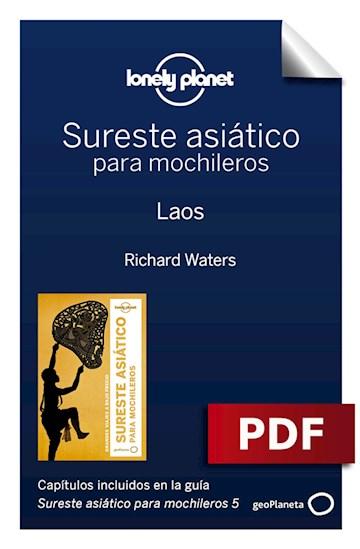 E-book Sureste Asiático Para Mochileros 5. Laos