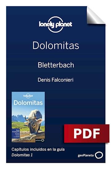 E-book Dolomitas 1_3. Bletterbach