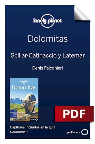 E-book Dolomitas 1_4. Sciliar-Catinaccio Y Latemar
