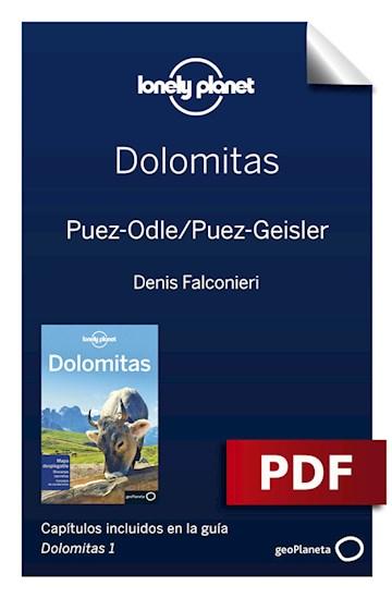 E-book Dolomitas 1_5. Puez-Odle/Puez-Geisler