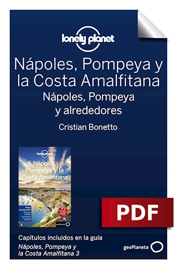 E-book Nápoles, Pompeya Y La Costa Amalfitana 3_2. Nápoles, Pompeya Y Alrededores
