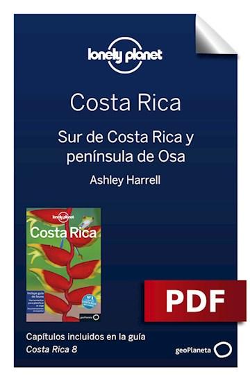 E-book Costa Rica 8_9. Sur De Costa Rica Y Península De Osa