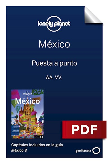 E-book México 8_1. Preparación Del Viaje