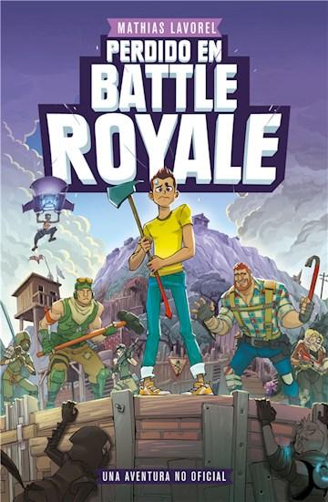 E-book Perdido En Battle Royale