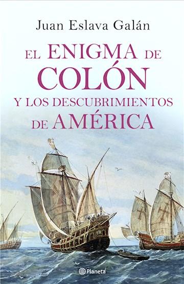 E-book El Enigma De Colón Y Los Descubrimientos De América