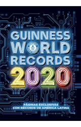 Papel GUINNESS WORLD RECORDS 2020 (ED. LATINOAMERICA)