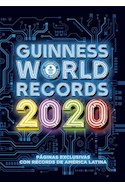 Papel GUINNESS WORLD RECORDS 2020 [PAGINAS EXCLUSIVAS CON RECORDS DE AMERICA LATINA] (CARTONE)