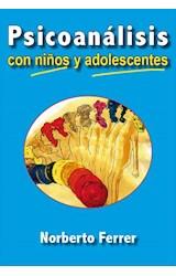 E-book Psicoanálisis con niños y adolescentes