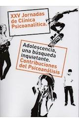 E-book Adolescencia, una búsqueda inquietante. Contribuciones del Psicoanálisis