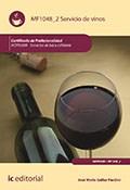 Libro Servicio De Vinos. Hotr0508 - Servicios De Bar Y C