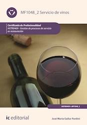 Libro Servicio De Vinos. Hotr0409 - Gestion De Procesos