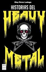Libro Historias Del Heavy Metal