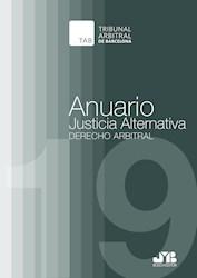 Libro Anuario Justicia Alternativa, Numero 15, Año 201