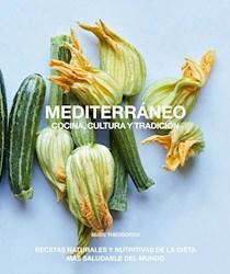 Libro Mediterraneo ,Cocina ,Cultura Y Tradicion