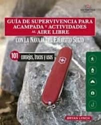 Libro Guia De Supervivencia Para Acampada Y Actividades Al Aire Libre