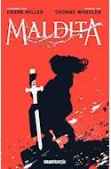 Papel MALDITA (ILUSTRADO) (CARTONE)