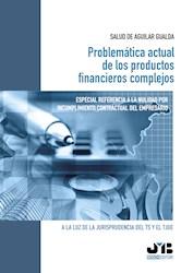 Libro Problematica Actual De Los Productos Financieros