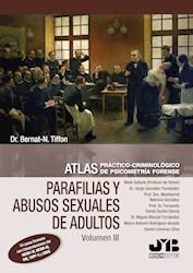 Libro Atlas Practico-Criminologico De Psicometria For