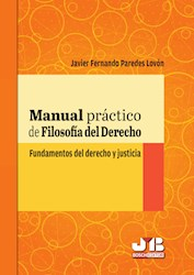 Libro Manual Practico De Filosofia Del Derecho.