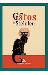 Papel Los Gatos De Steinlen