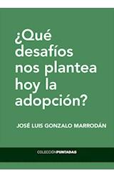 E-book ¿Qué desafíos nos plantea hoy la adopción?