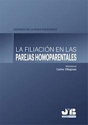 Libro La Filiacion En Las Parejas Homoparentales