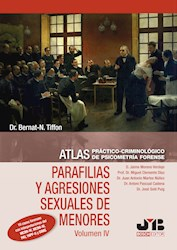 Libro Atlas Practico-Criminologico De Psicometria For