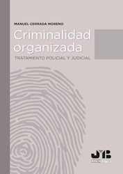 Libro Criminalidad Organizada