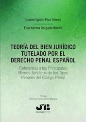 Libro Teoria Del Bien Juridico Tutelado Por El Derecho