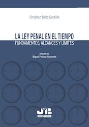 Libro La Ley Penal En El Tiempo