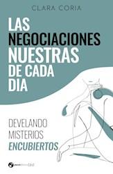 Libro Las Negociaciones Nuestras De Cada Dia