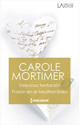 E-book Deliciosa tentación - Pasión en el mediterráneo