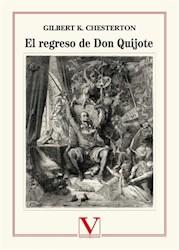 Libro El Regreso De Don Quijote