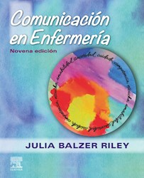 E-book Comunicación En Enfermería
