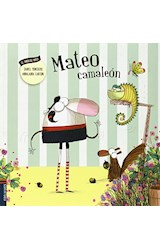 Papel MATEO CAMALEON