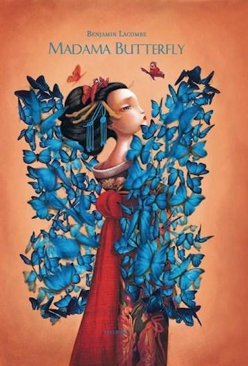 Papel Madama Butterfly - Edición Exclusiva -