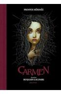 Papel CARMEN (ILUSTRADO POR BENJAMIN LACOMBE) (CARTONE)