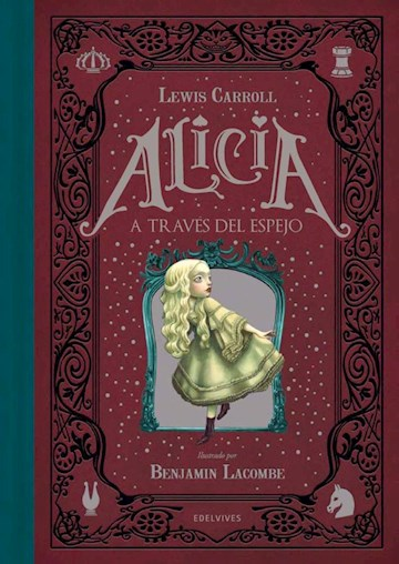 Papel Alicia A Través Del Espejo - Lacombe