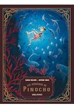 Papel LAS AVENTURAS DE PINOCHO