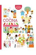 Papel COCINA (BIBLIOTECA PARA MENTES CURIOSAS) (COLECCION IDEAKA) (ILUSTRADO) (CARTONE)
