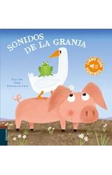 Papel SONIDOS DE LA GRANJA [LIBRO CON SONIDO] (ILUSTRADO) (CARTONE)
